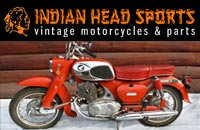 Indian Head Sports Vintage Motorcycles